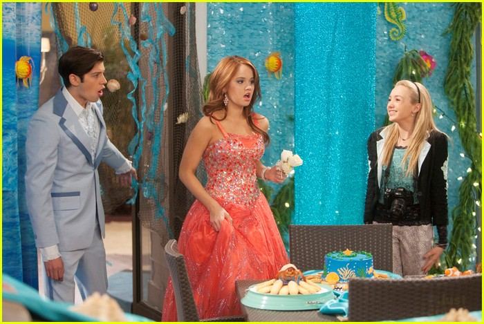 debby ryan first date jessie 07