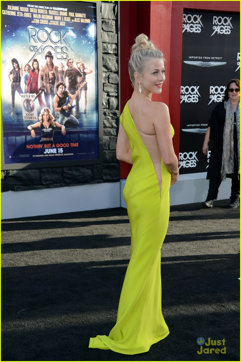 julianne hough roa la 14