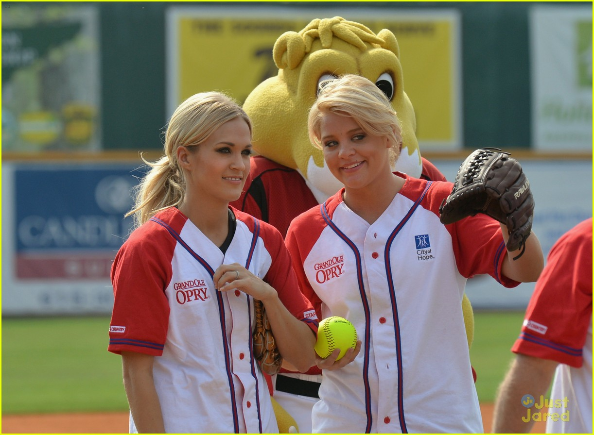 lauren alaina softball city hope 15