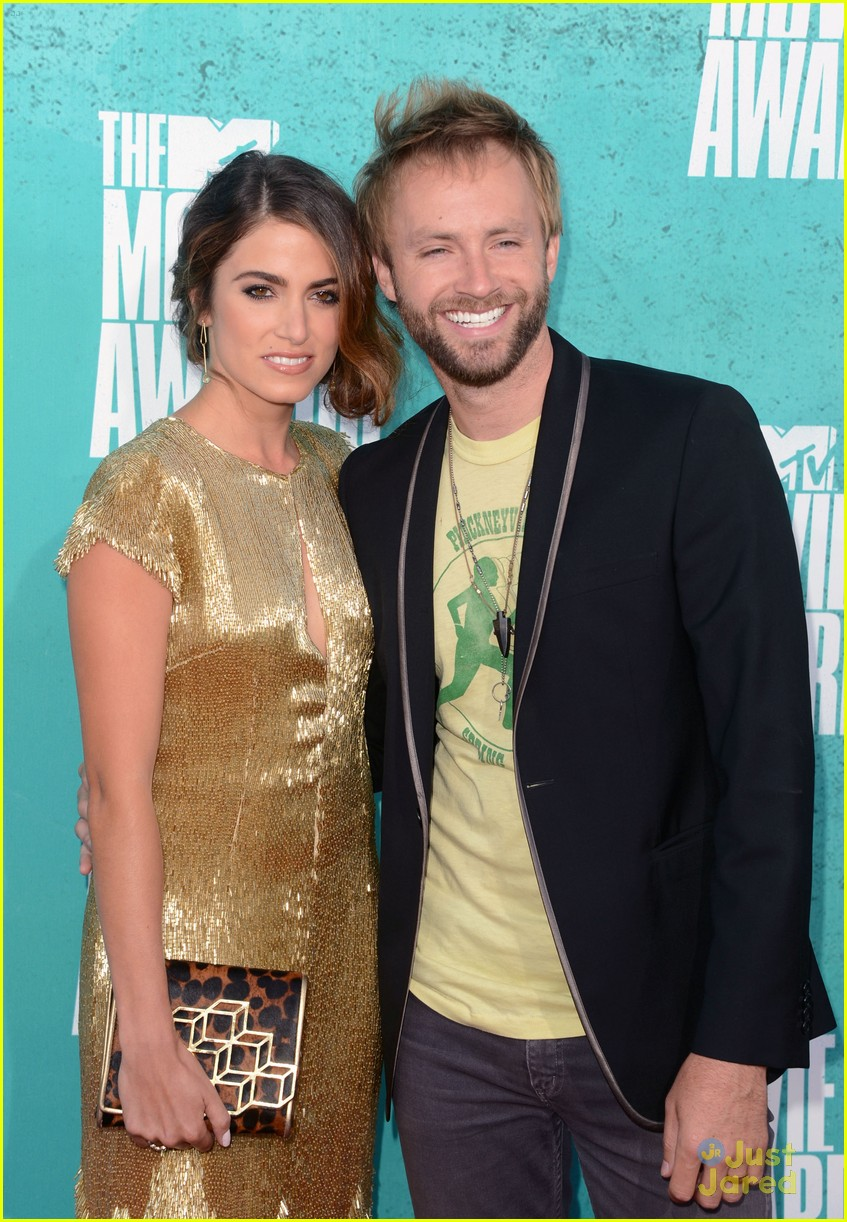 jackson rathbone nikki reed mtv movie awards 06