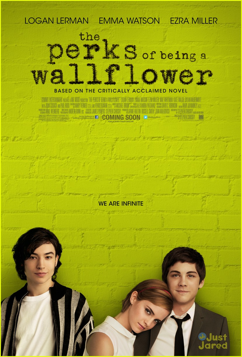 perks wallflower poster 01