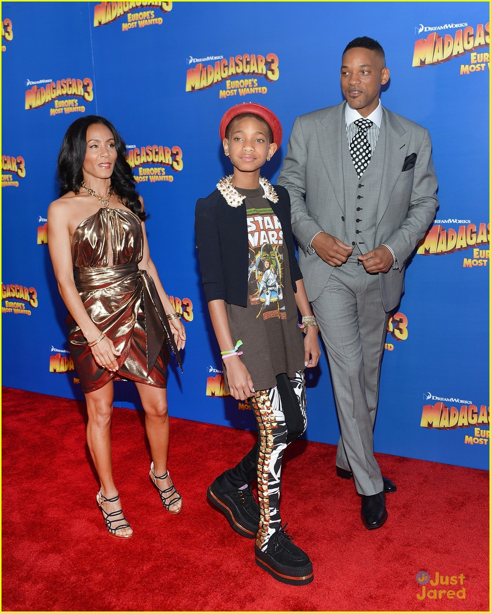 willow smith madagascar 3 premiere 03
