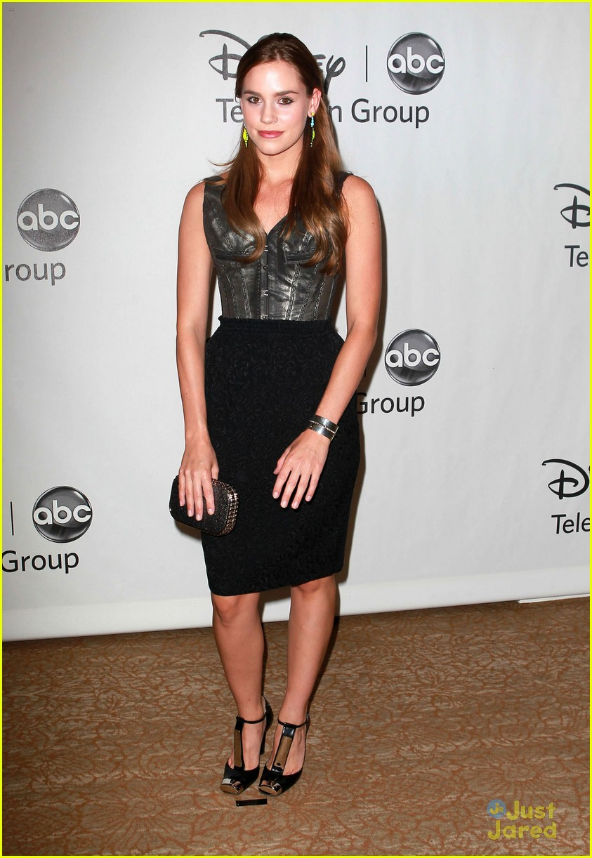 christa allen abc party 10
