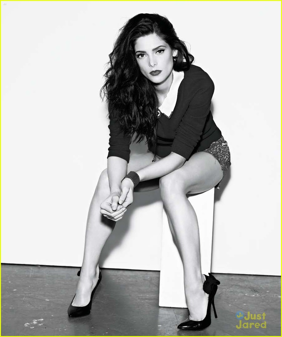 ashley greene nylon denim issue 04