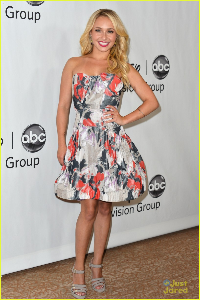 hayden panettiere abc party 01