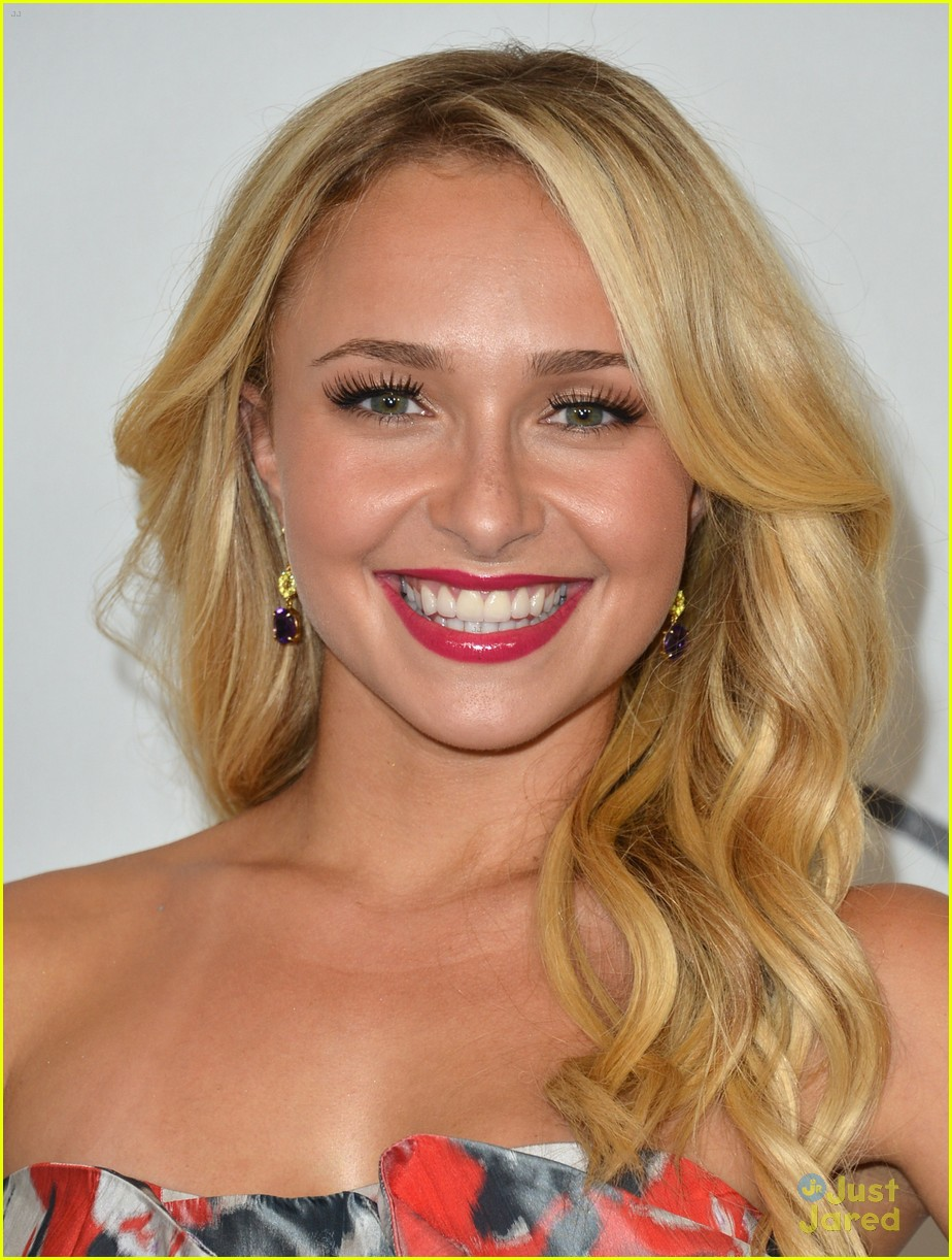hayden panettiere abc party 03