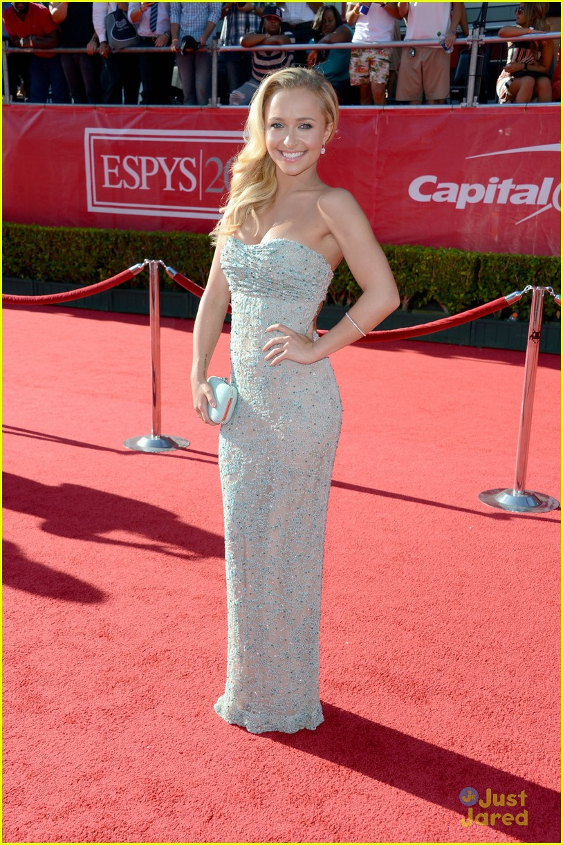 hayden panettiere espy awards 18