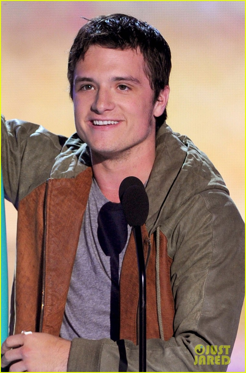 josh hutcherson teen choice awards 02
