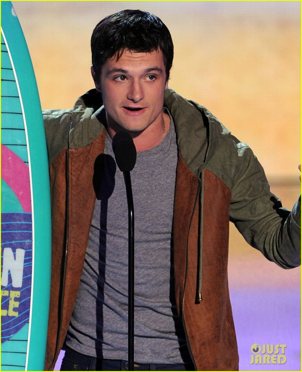 josh hutcherson teen choice awards 03