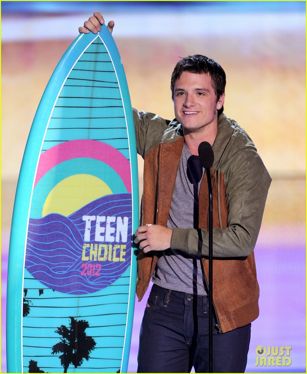 josh hutcherson teen choice awards 05