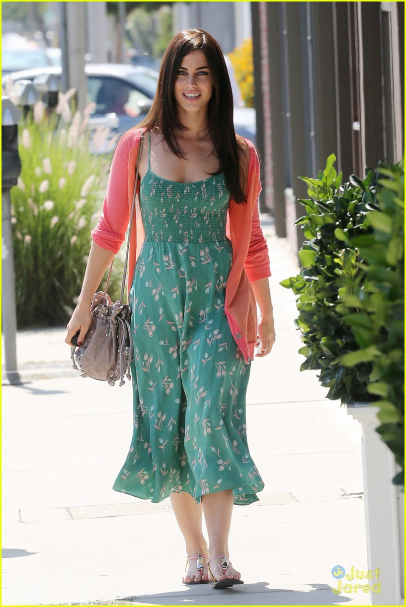 jessica lowndes high street shop 05