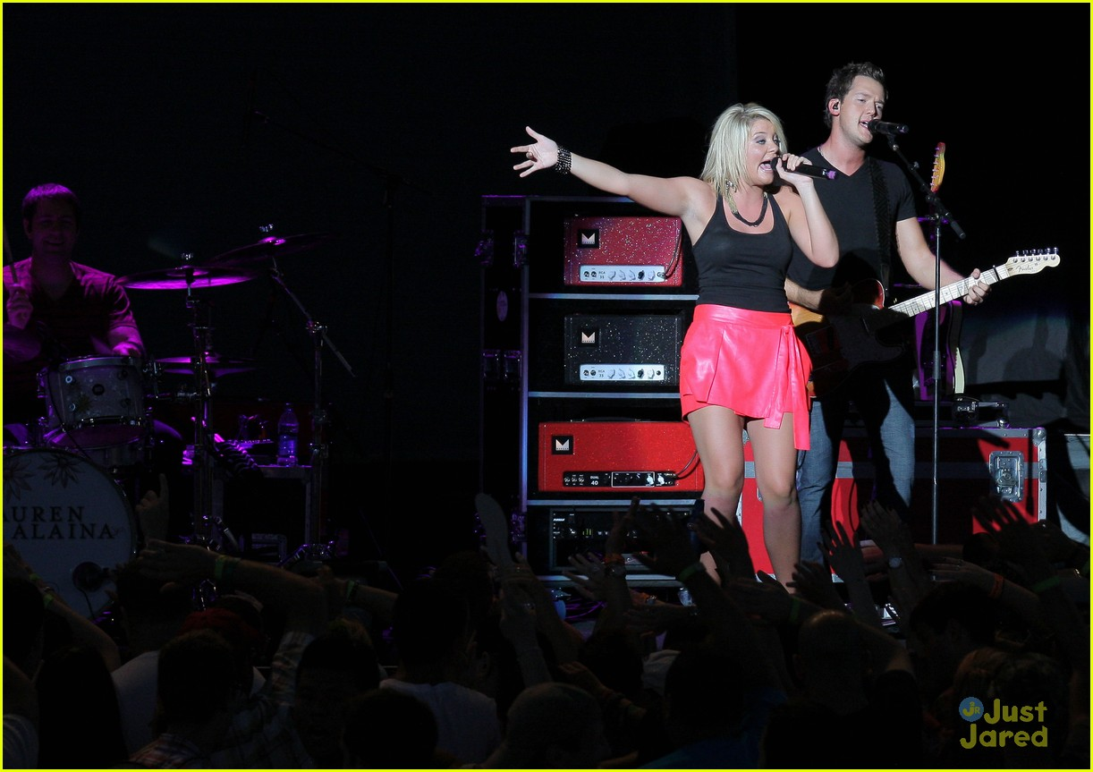 lauren alaina pink skirt 13