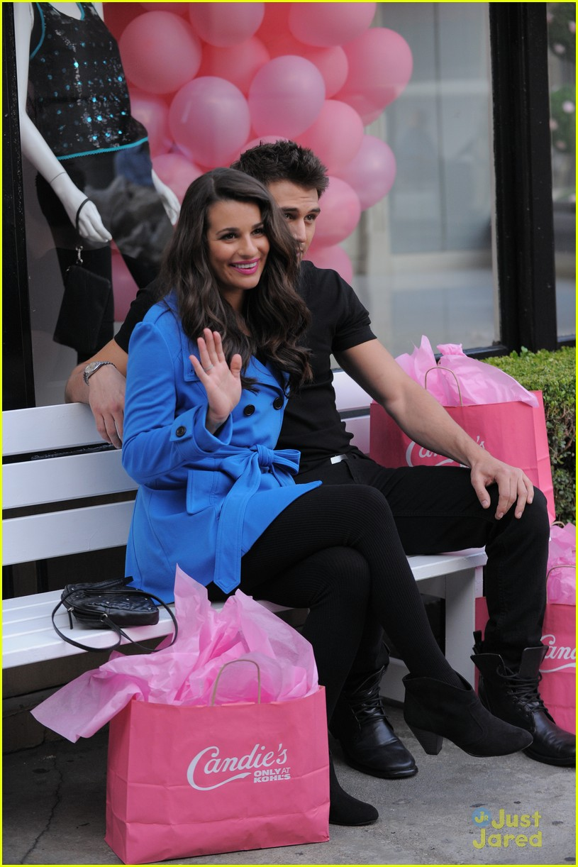 lea michele candies fall campaign 04