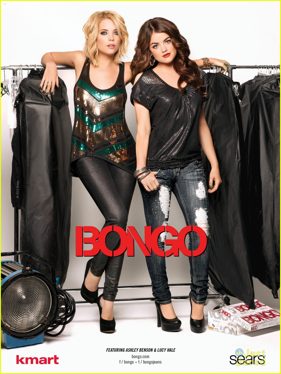 lucy hale ashley benson bongo fall 04