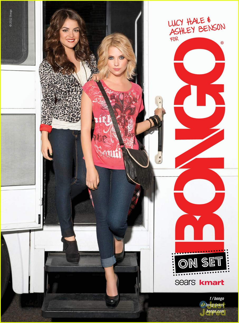 lucy hale ashley benson bongo fall 06