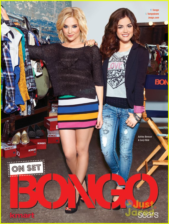 lucy hale ashley benson bongo fall 08