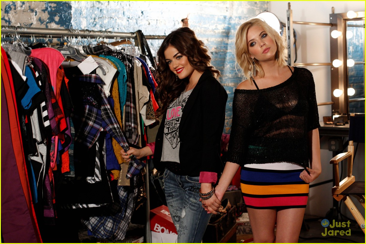 lucy hale ashley benson bongo fall 19