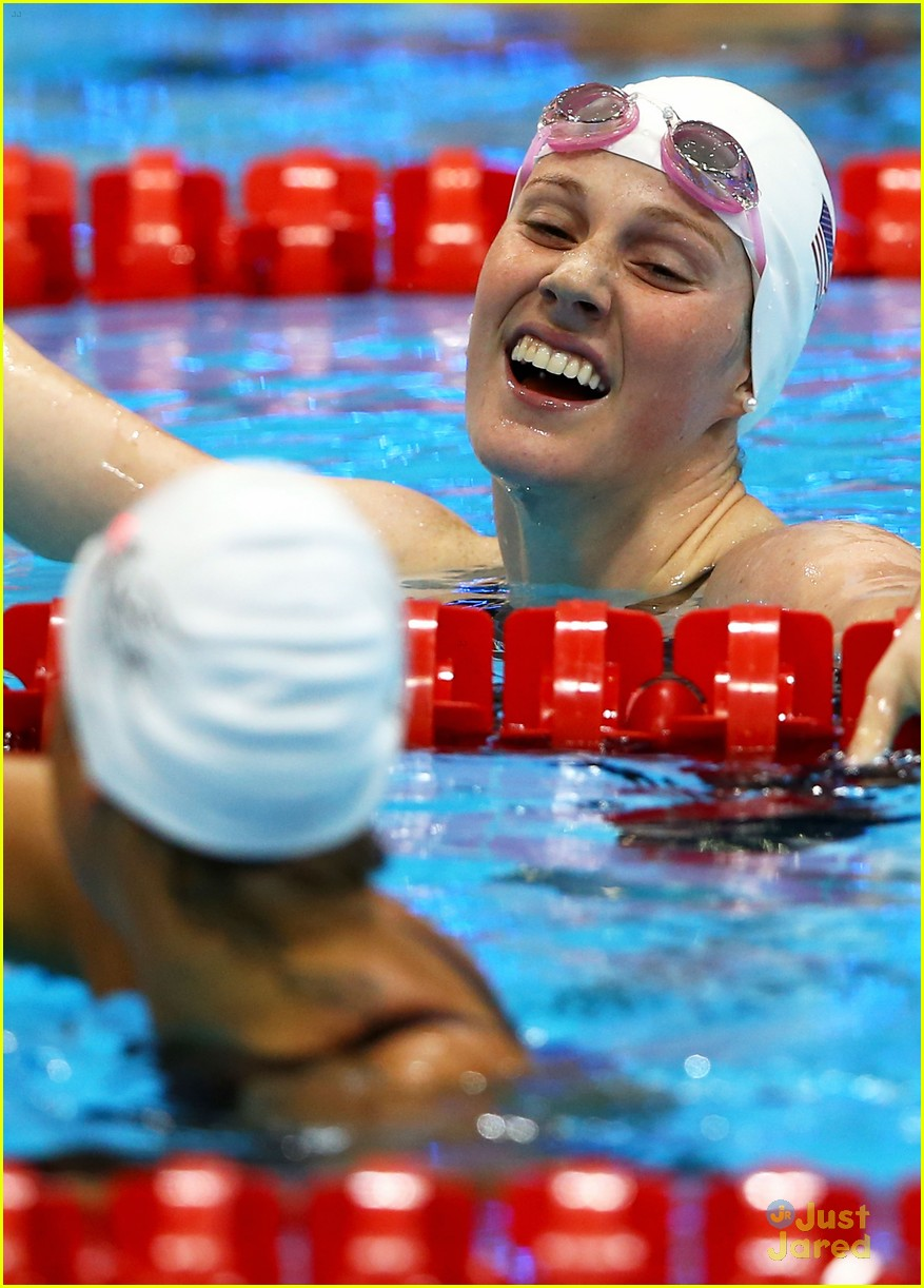missy franklin wins gold 08