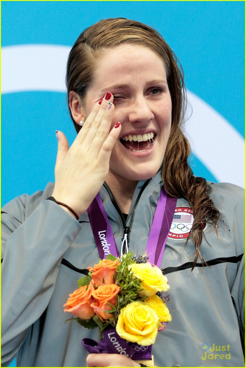 missy franklin wins gold 10