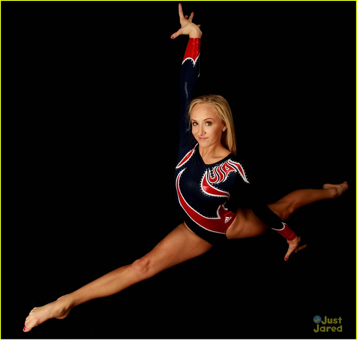nastia liukin no london olympics 08