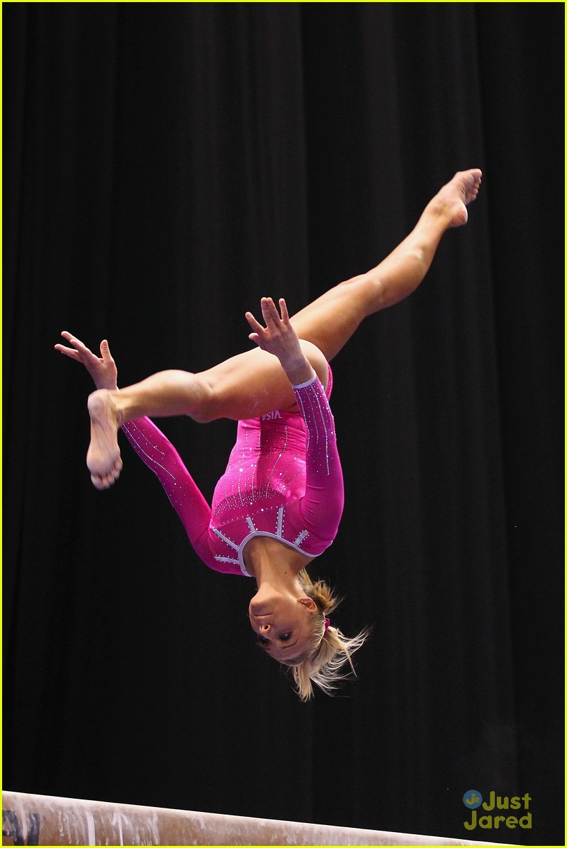 nastia liukin no london olympics 10