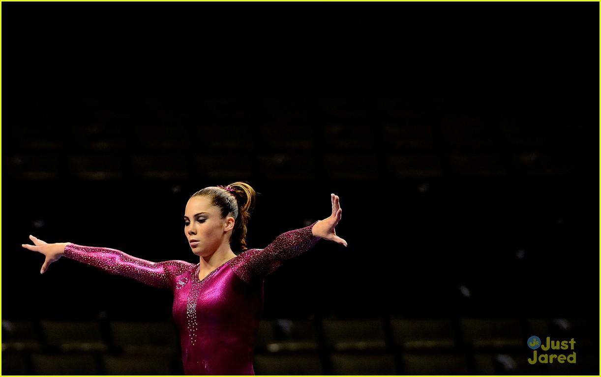 lucky lady gymnastics meet 2012 olympics
