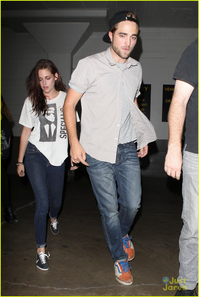 robert pattinson kristen stewart date night 06