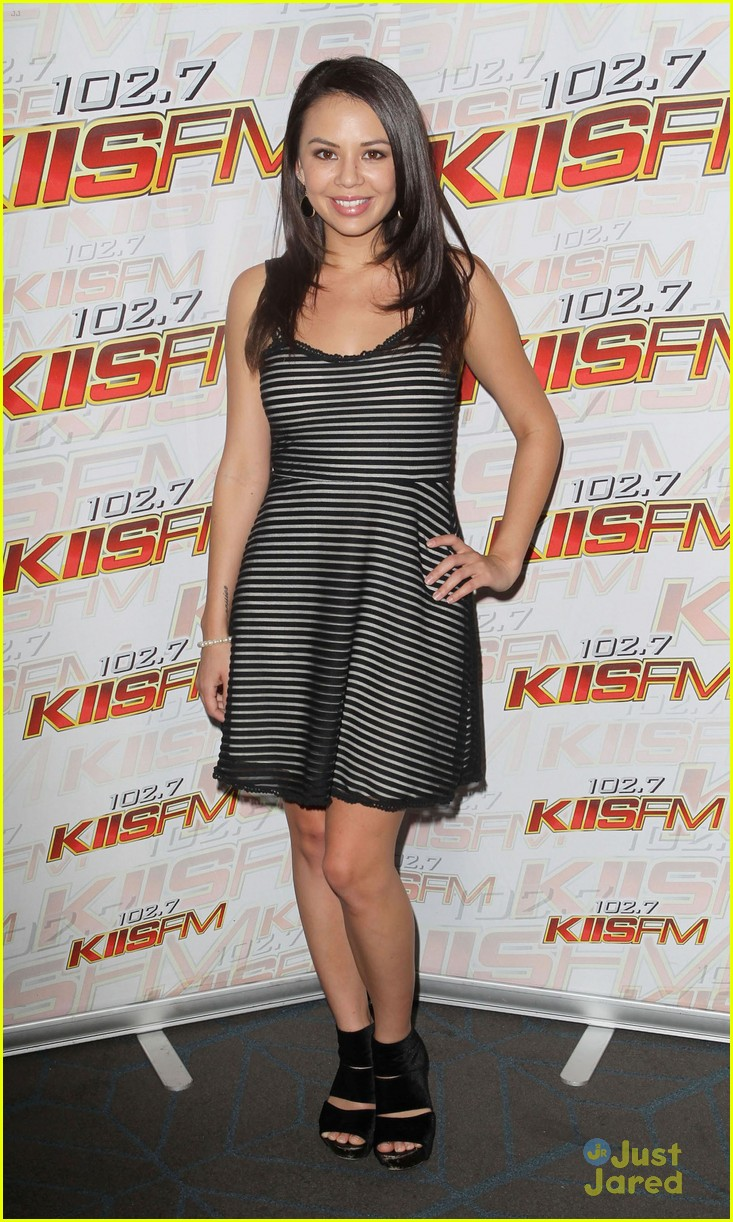 janel parrish jillian renee kiis fm 02