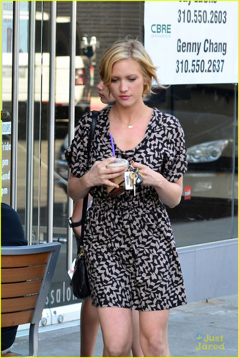 brittany snow coffee bean 10