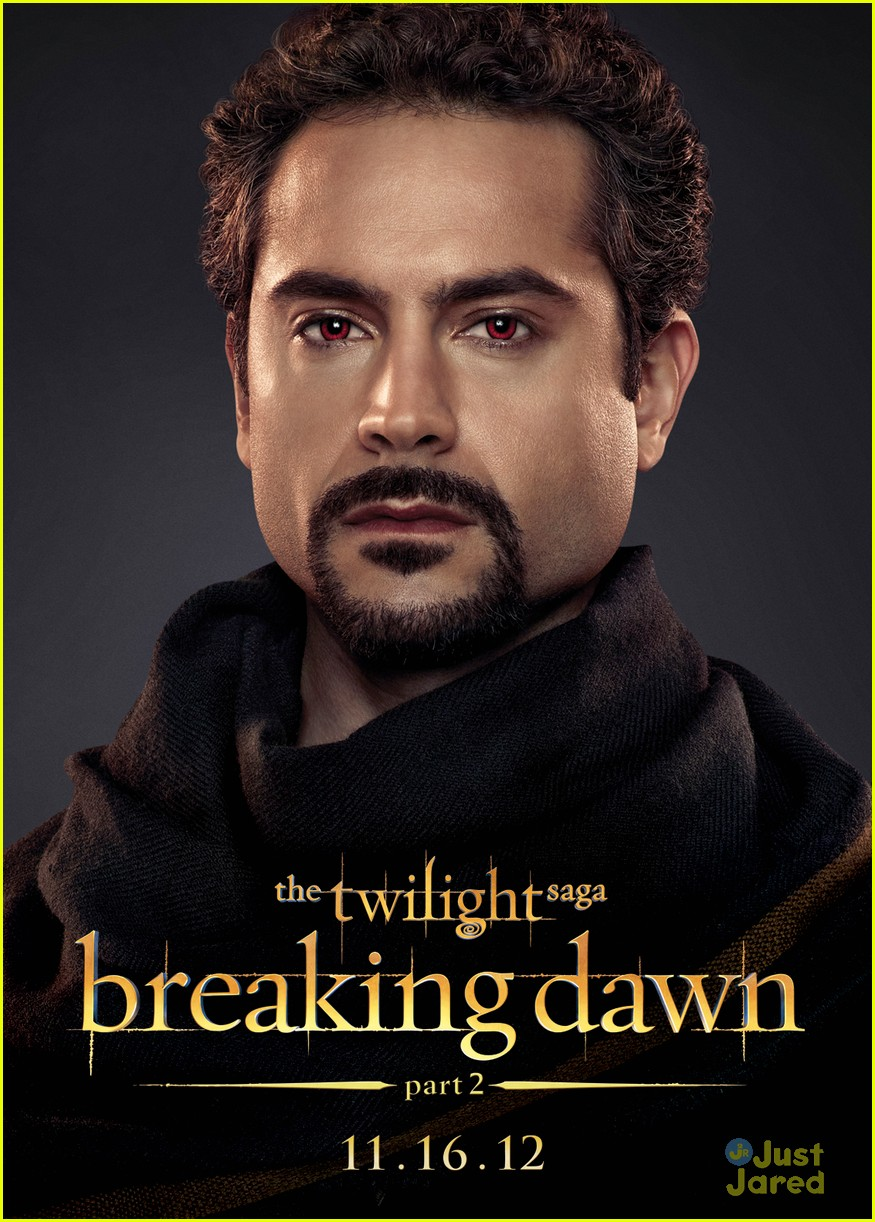 twilight character posters 12