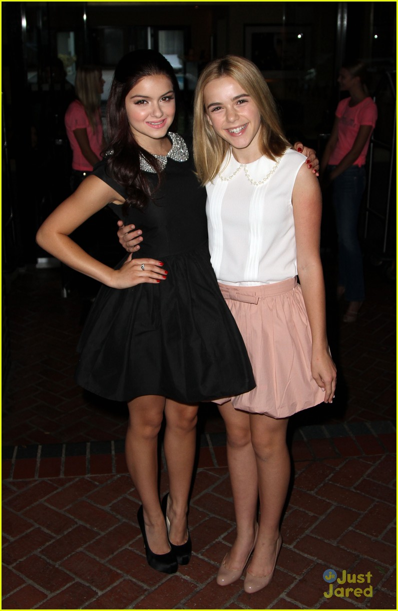 ariel winter kiernan shipka miss me 03