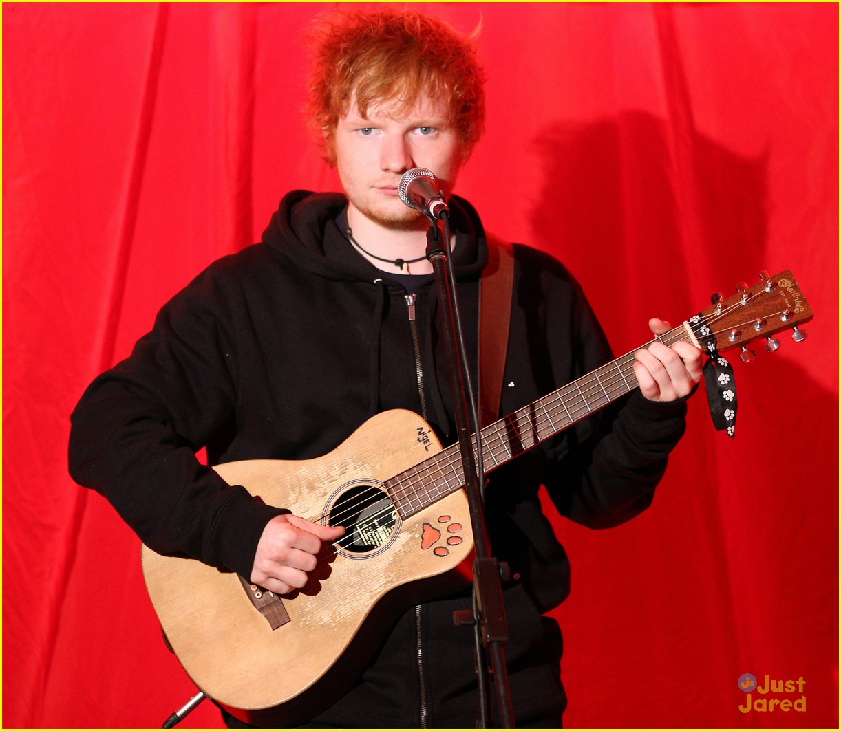 ed sheeran red room 03