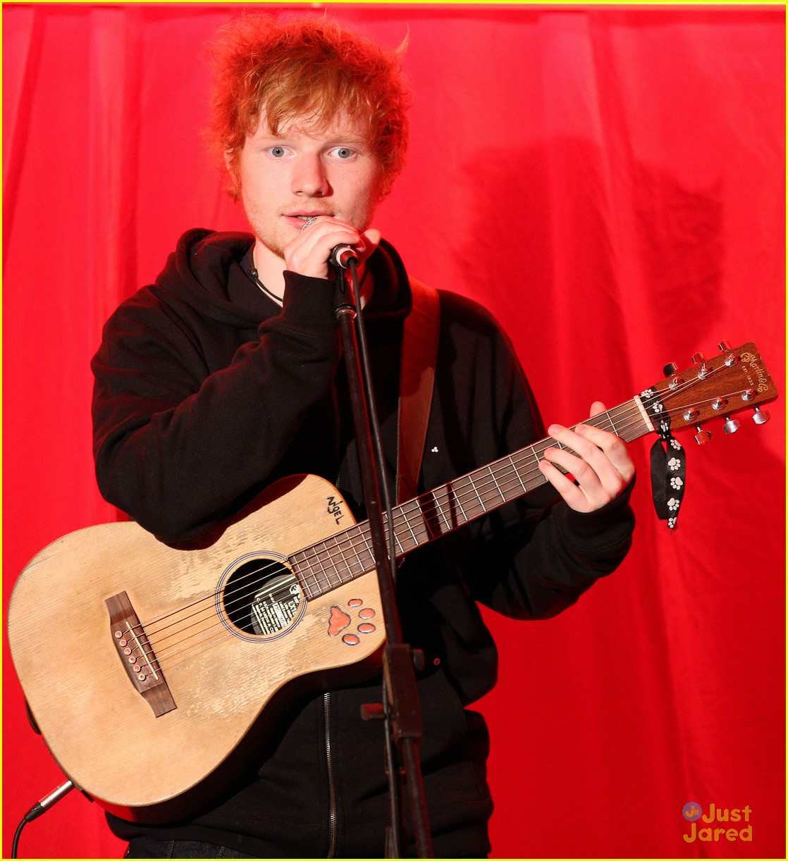 ed sheeran red room 06