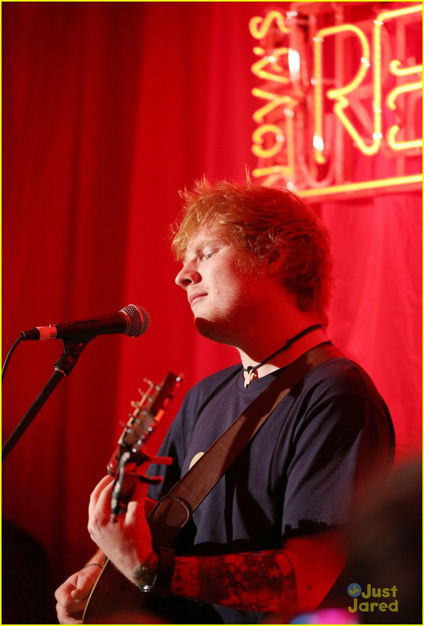 ed sheeran red room 09