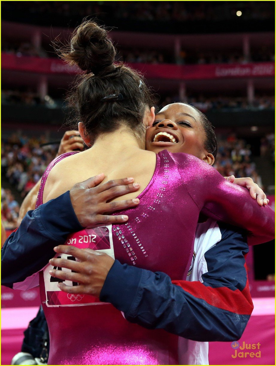 gabrielle douglas gold all around 21