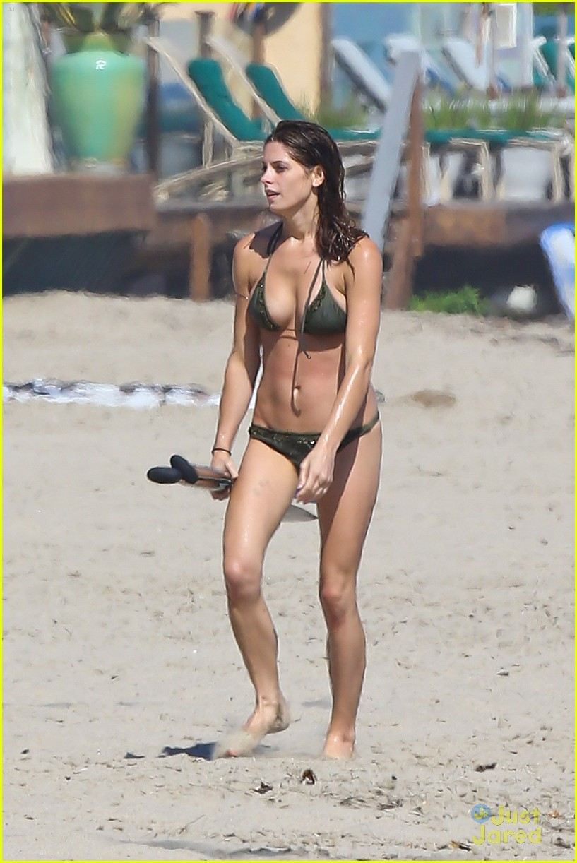 ashley greene beach bikini 06