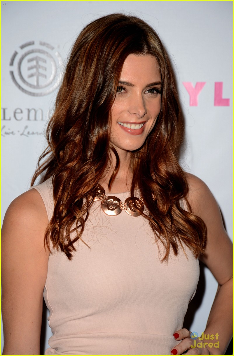 ashley greene nylon party 04