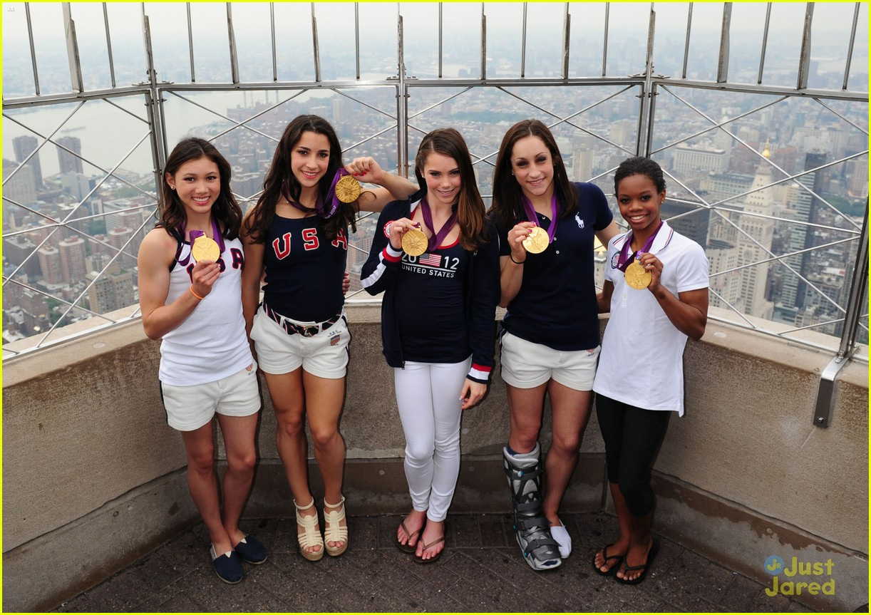 us gymnasts empire state 02