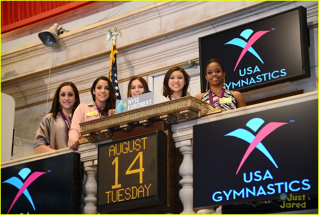 mckayla maroney nyse gymnasts 06