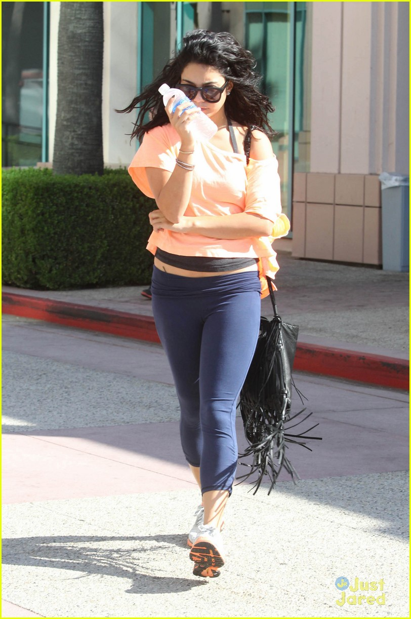 vanessa hudgens orange top 10