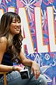 Jenna-wallflower jenna ushkowitz wallflower show 04