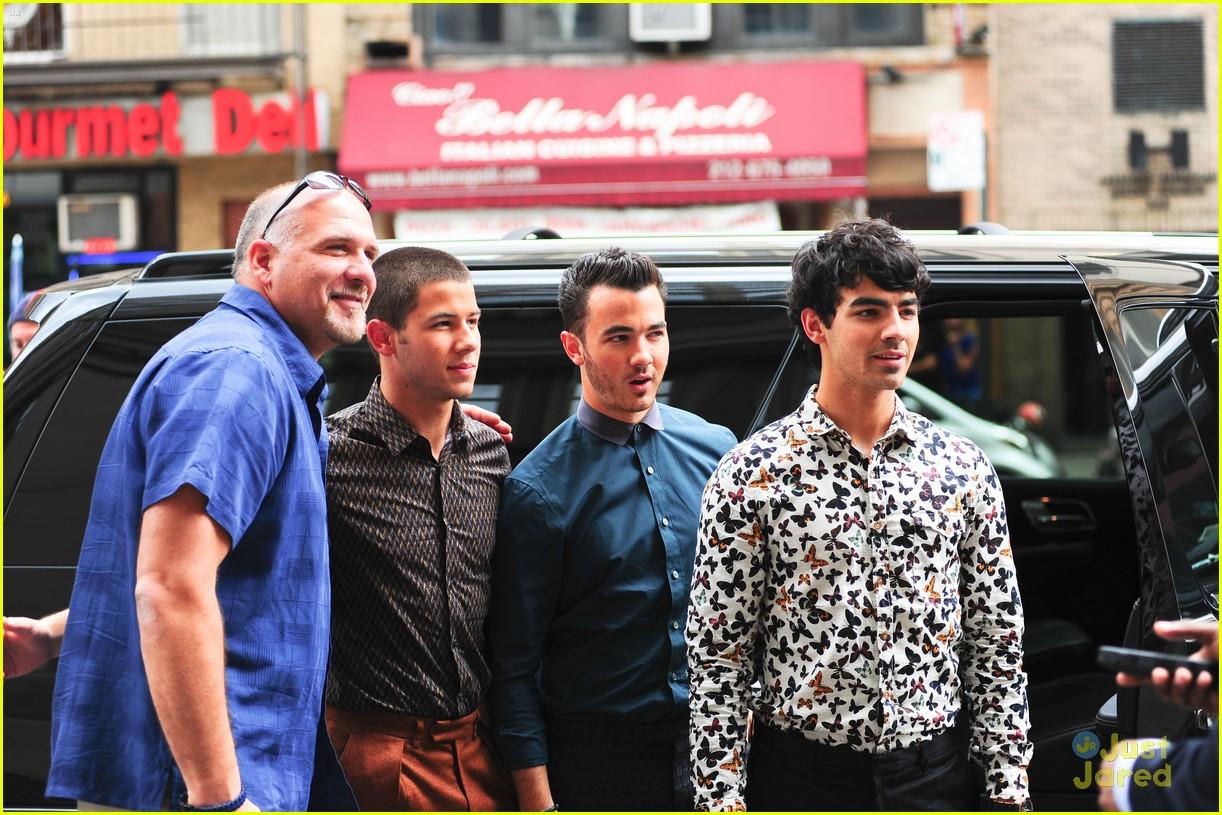 jonas brothers today show 05