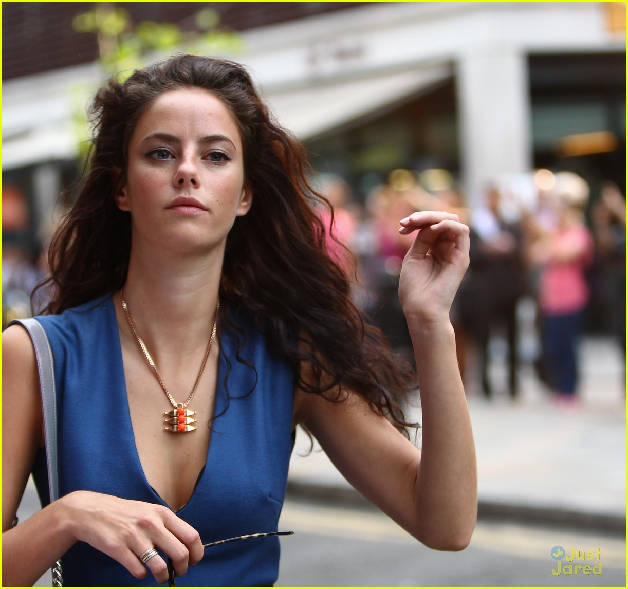 kaya scodelario vertigo video 07