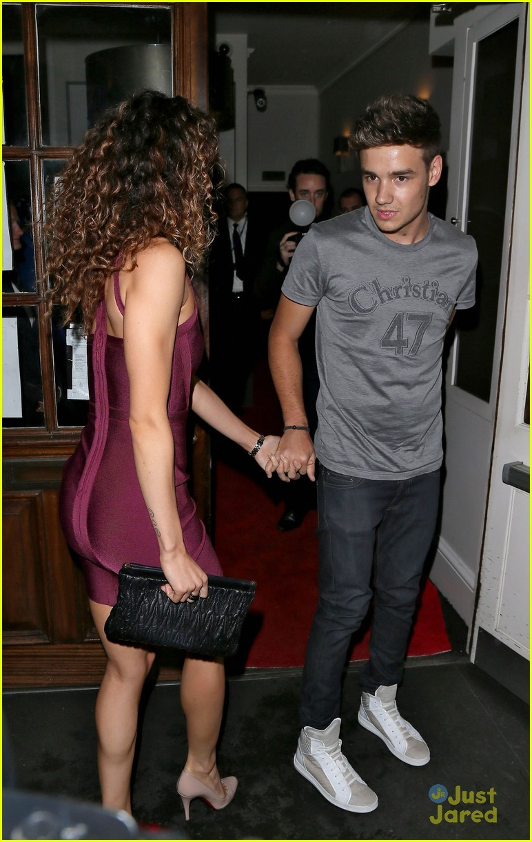 Are liam and danielle dating