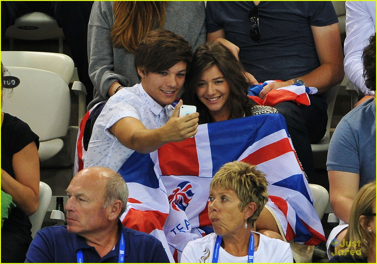 louis tomlinson eleanor calder olympics 01