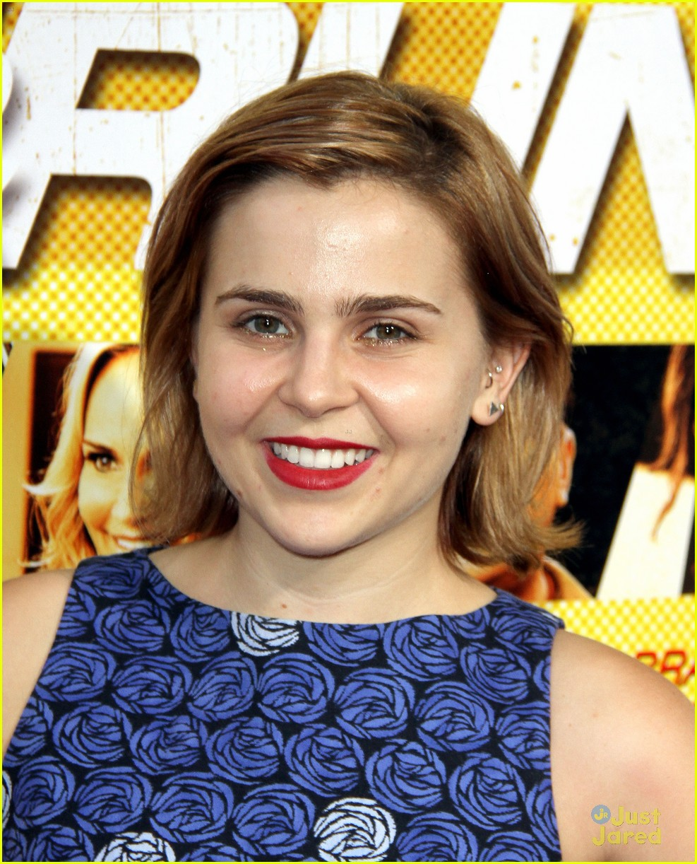 mae whitman hit run 14