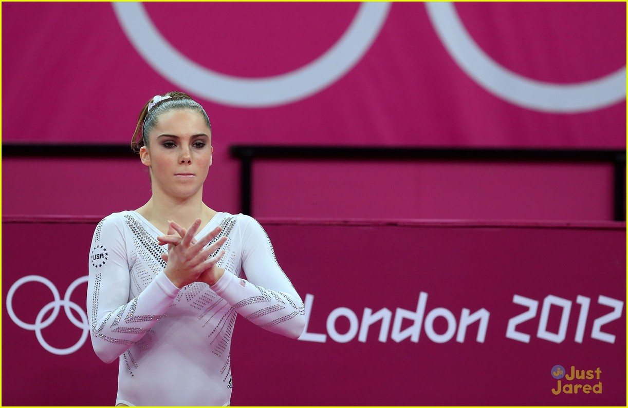 mckayla maroney silver vault olympics 01