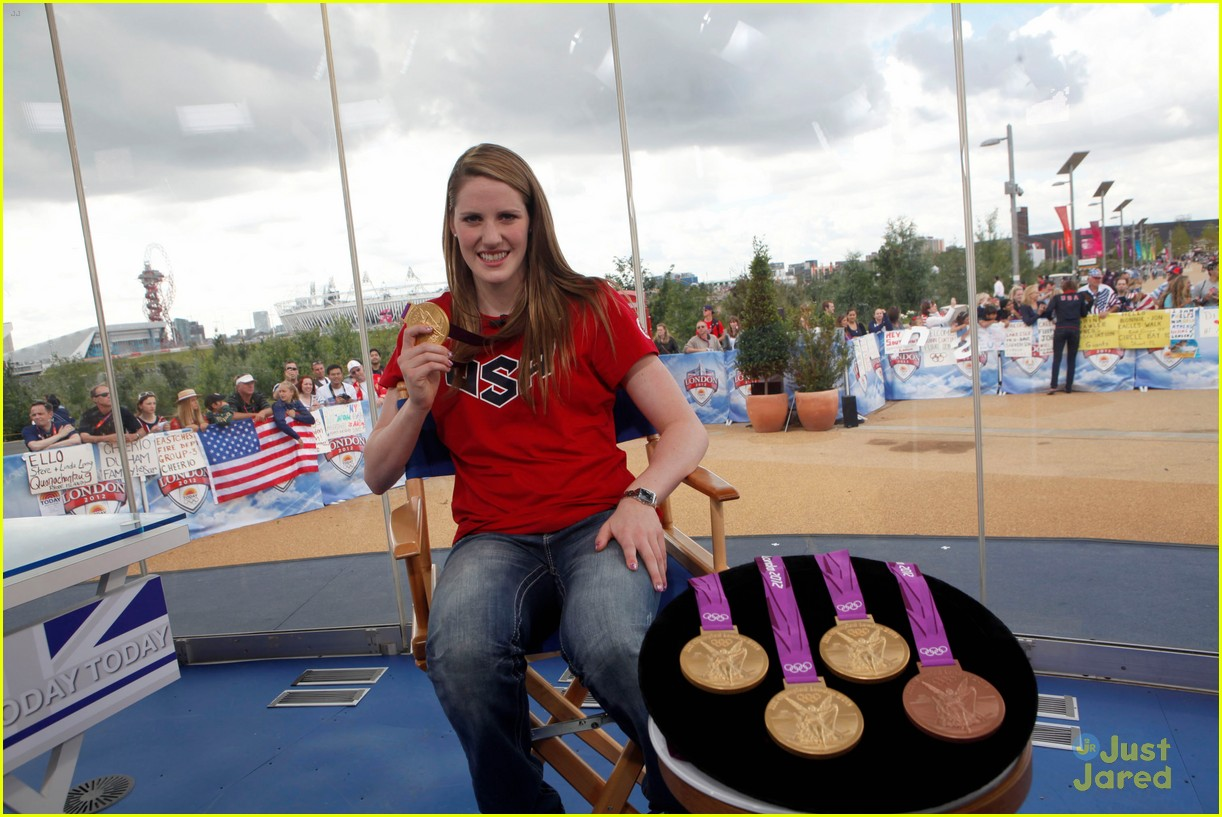 missy franklin olympic medals today 04