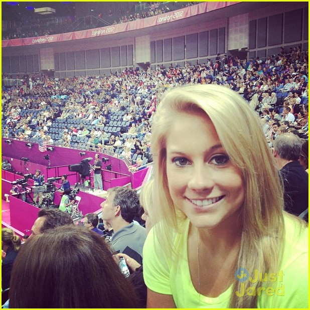 shawn johnson nastia liukin today london 02