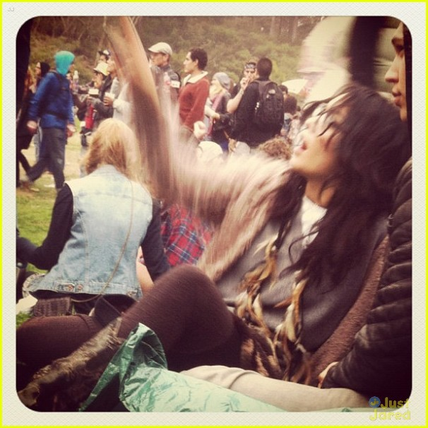 vanessa hudgens kim hidalgo outside lands 02
